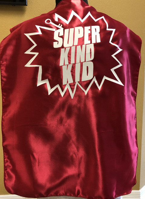 Kindness Capes