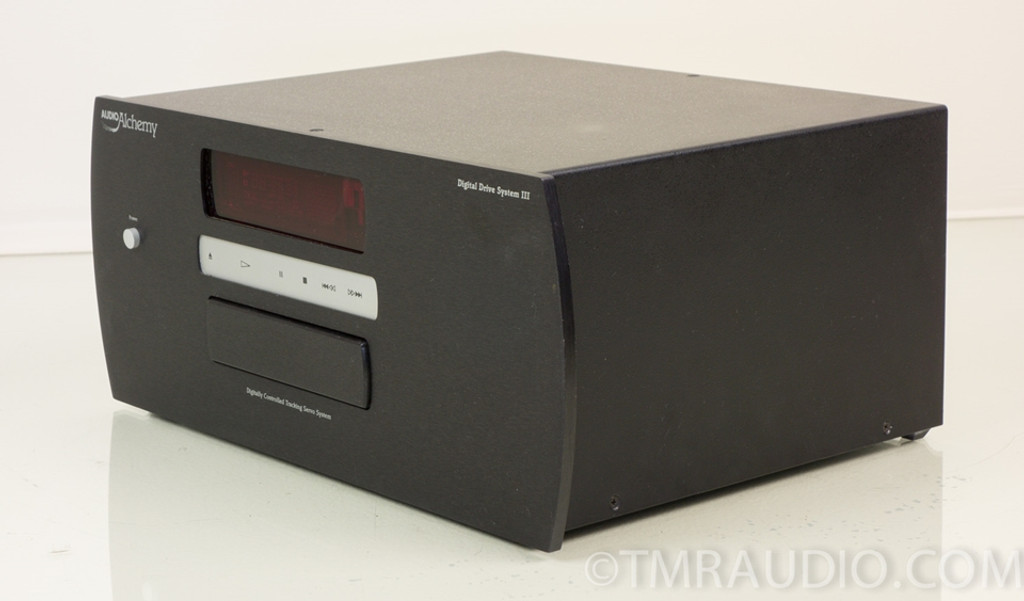 Player Audio Alchemy Digital Drive System Iii Cd Heim-audio & Hifi Cd-player & -recorder