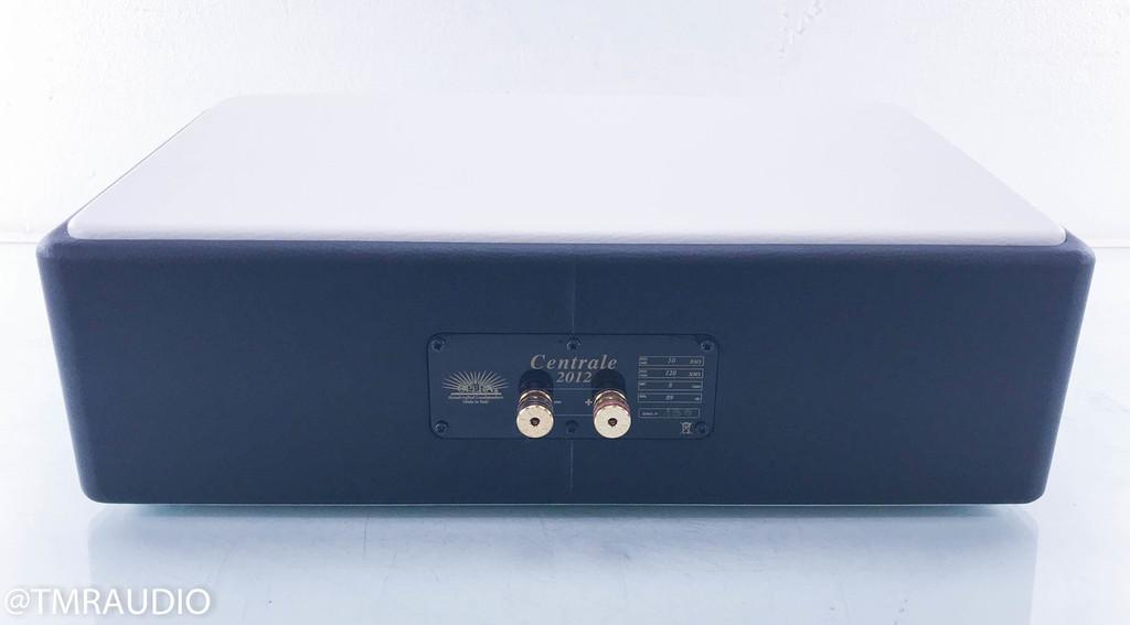 Opera Centrale Center Channel Speaker; White (New Old Stock)