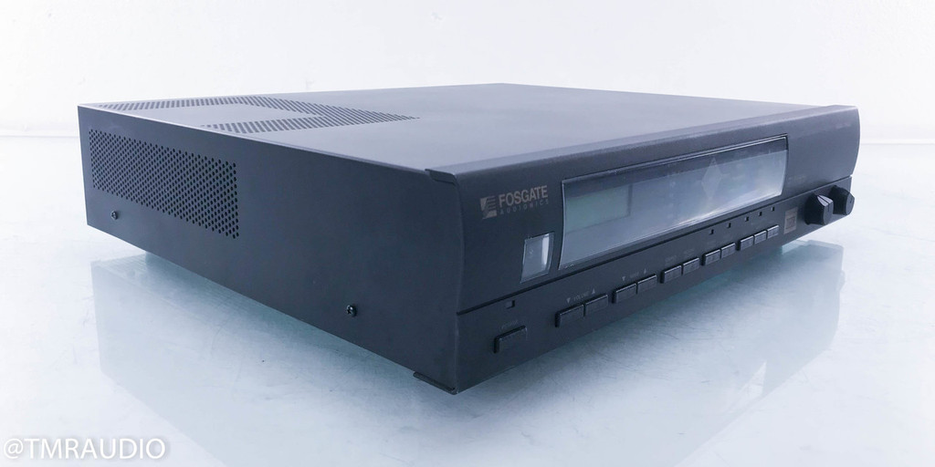 Fosgate Model Three Surround Preamplifier / Processor; AS-IS (No output)