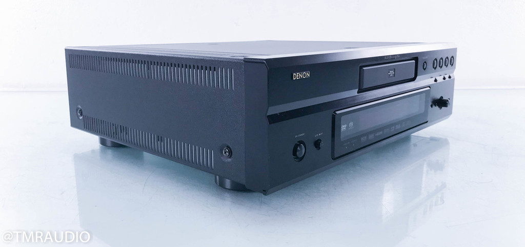 DELETED 6/17 DD -- Denon DVD-3910 DVD / SACD Player; AS-IS (Doesn't Play Discs; No Remote)