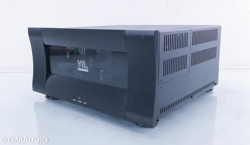 VTL S-200 Signature Stereo Tube Power Amplifier; S200