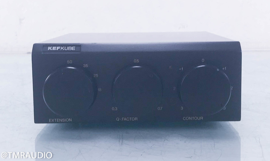 KEF Kube 107 Active Line Equalizer; AS-IS (No Power Supply ...