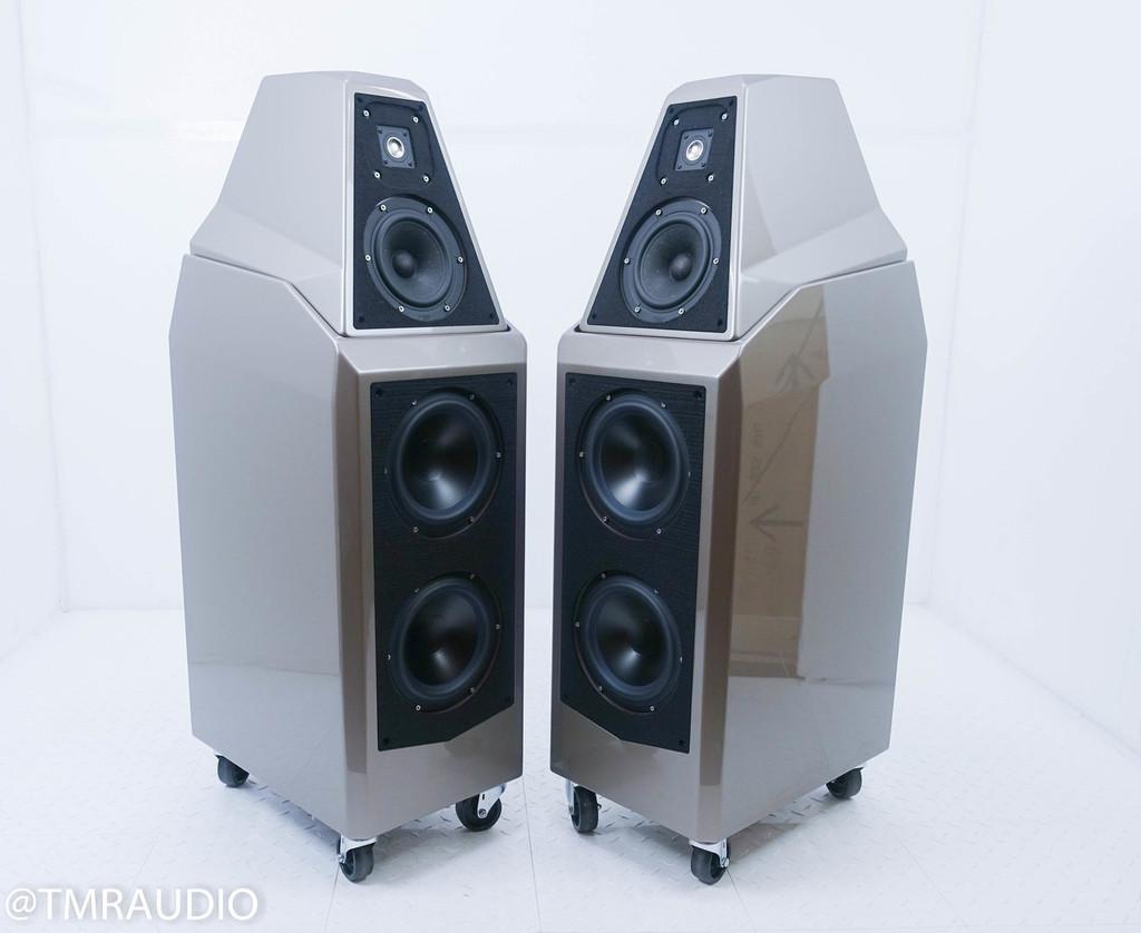 Wilson Audio Sasha Watt/Puppy Series 1 Floorstanding Speakers; Graphite Pair