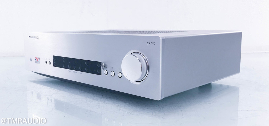 Cambridge CXA80 Stereo Integrated Amplifier; CXA-80