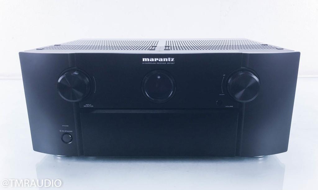 Marantz SR7007 7.2 Channel Home Theater Receiver; SR-7007 (Bad Tuner)