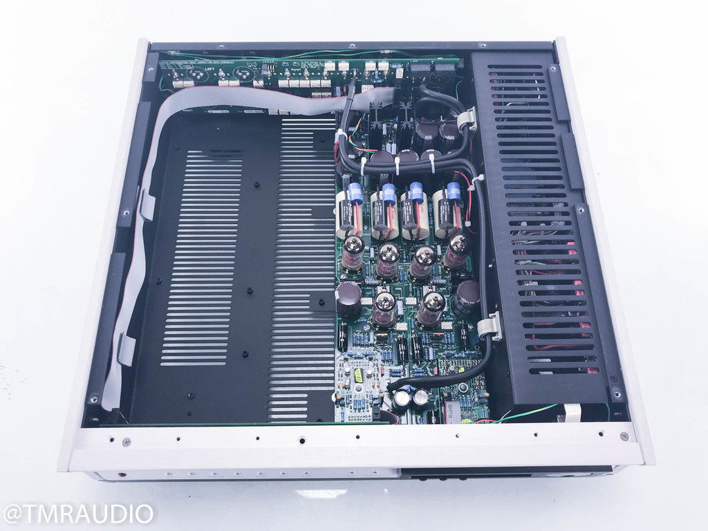 VTL TL-5.5 II Stereo Tube Preamplifier; TL5.5II