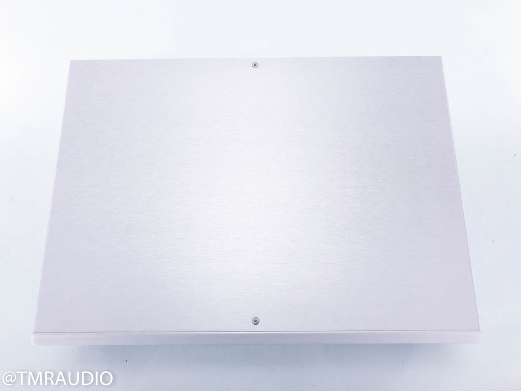 Ayre CX-7eMP CD Player; Silver; Evolution