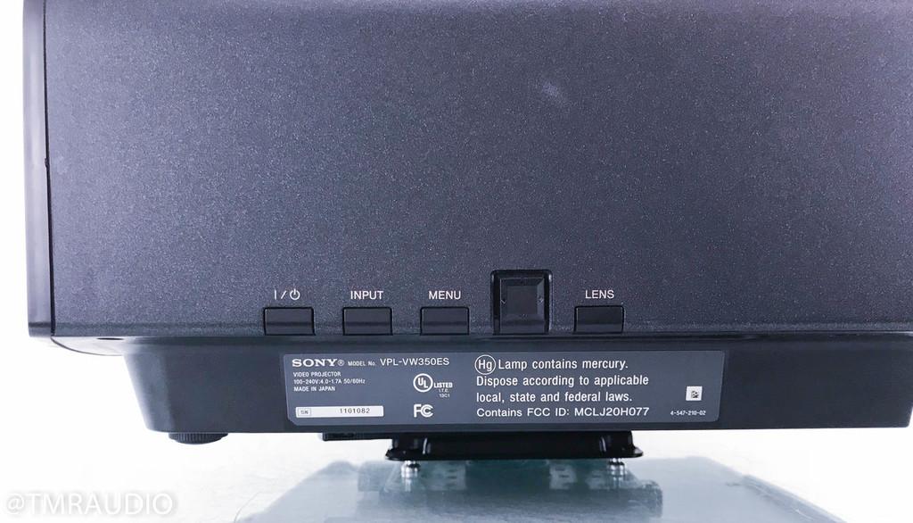 Sony VPL-VW350ES SXRD 4K Ultra HD Projector (No Remote)