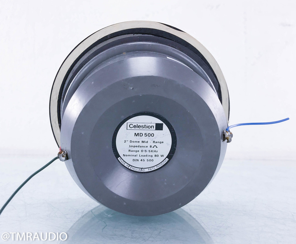 "Celestion MD 500 2"" Dome Midrange Driver; B&O BEOVOX 5700 / Ditton 66"
