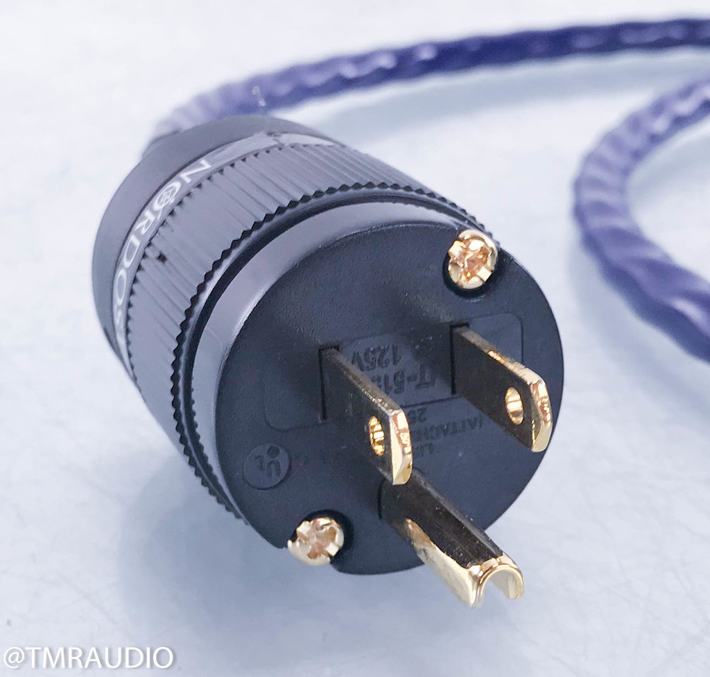 Nordost Blue Heaven Power Cable; 1.5m AC Cord