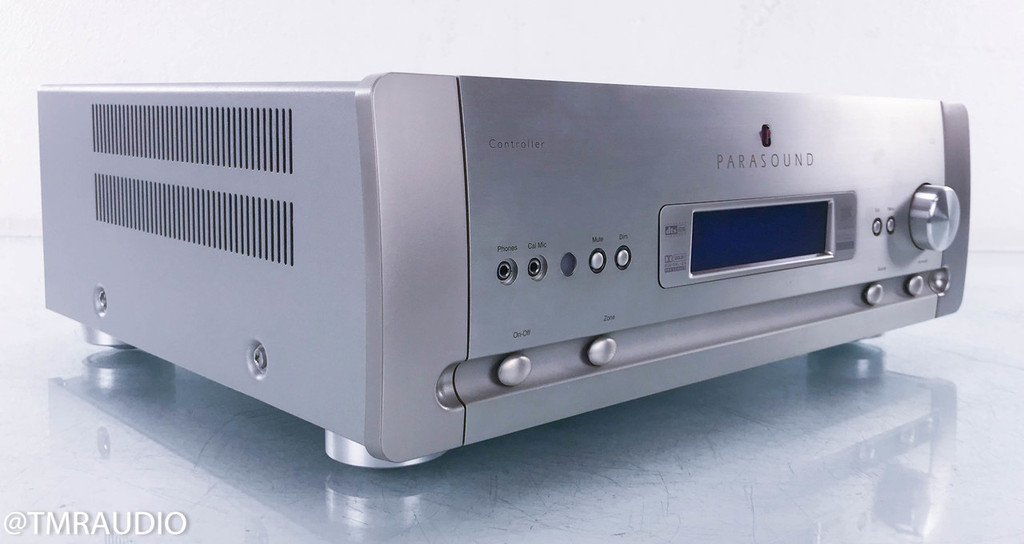 Parasound Halo C2 7.1 Channel Home Theater Processor; (No Remote / Headphone)