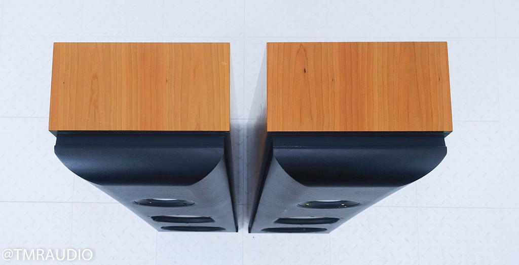 Thiel CS2.3 Floorstanding Speakers; Natural Cherry Pair