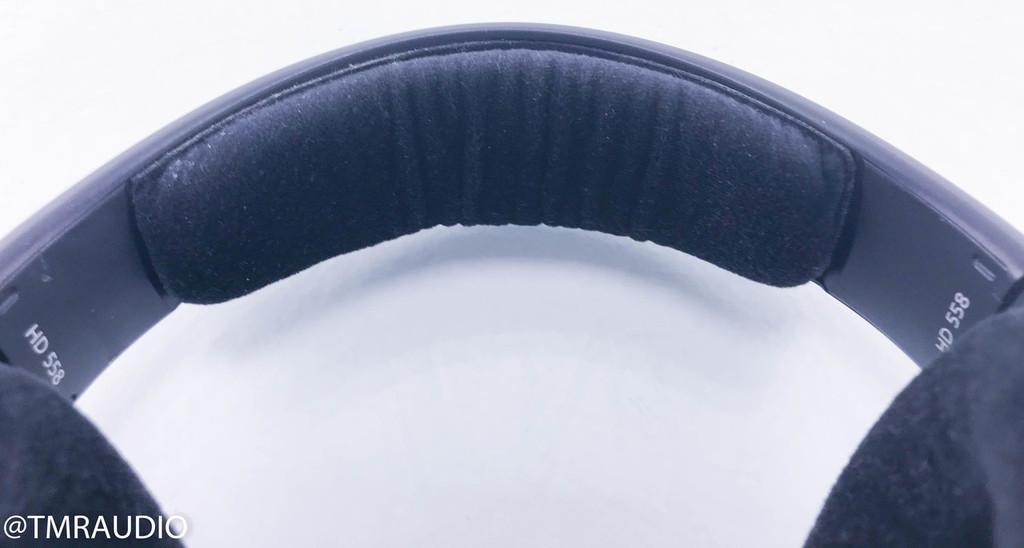 Sennheiser HD 558 Open Back Headphones; HD558