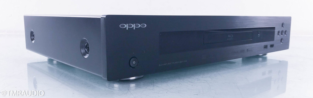 Oppo BDP-103D Universal Blu-Ray Player; Darbee Edition; Remote