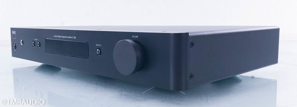 NAD C 328 2.1 Channel Integrated Amplifier; C328