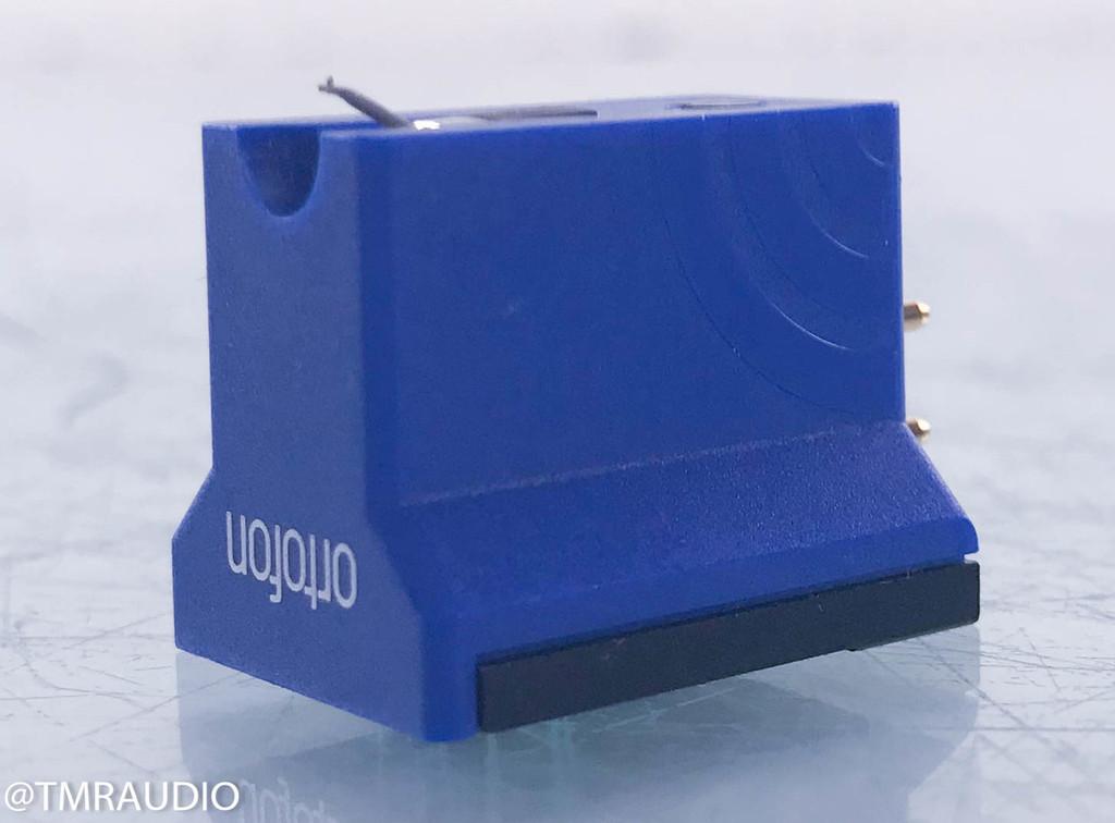 Ortofon Quintet Blue Moving Coil Phono Cartridge; MC (Less Than One Hour)