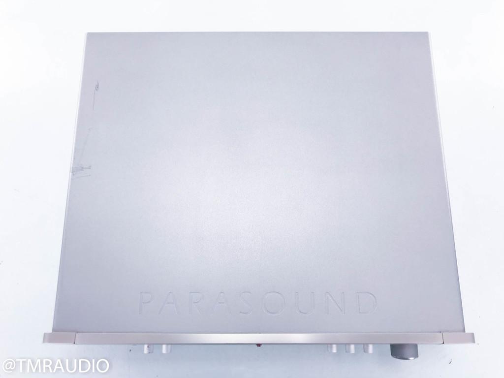 Parasound P5 2.1 Channel Preamplifier; P-5