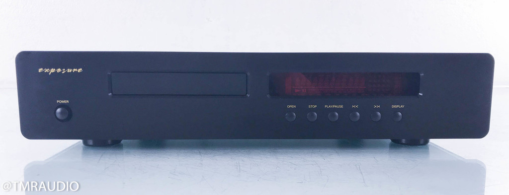 Exposure 3010S2 CD Player; Remote