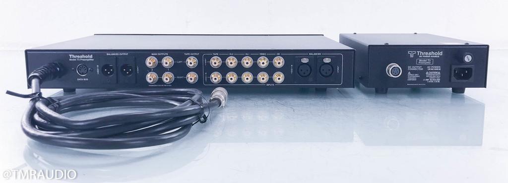 Threshold T3 Stereo Preamplifier (No Remote)