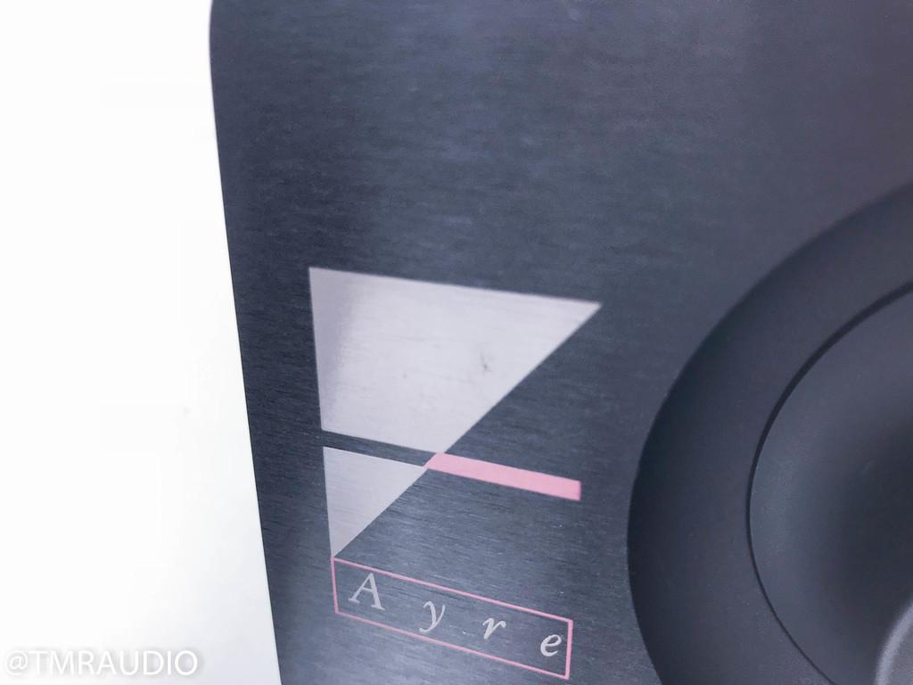 Ayre KX5 Twenty Stereo Preamplifier; Black; KX5-20