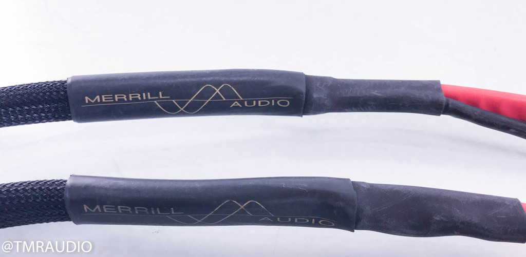 Merrill Audio ANAP Speaker Cables; 1.5m Pair