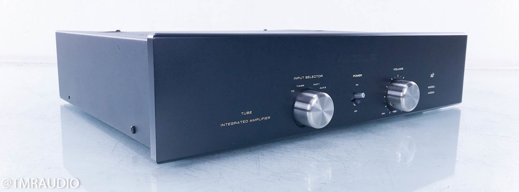 Audolici A25M Stereo Integrated Tube Amplifier; A-25M