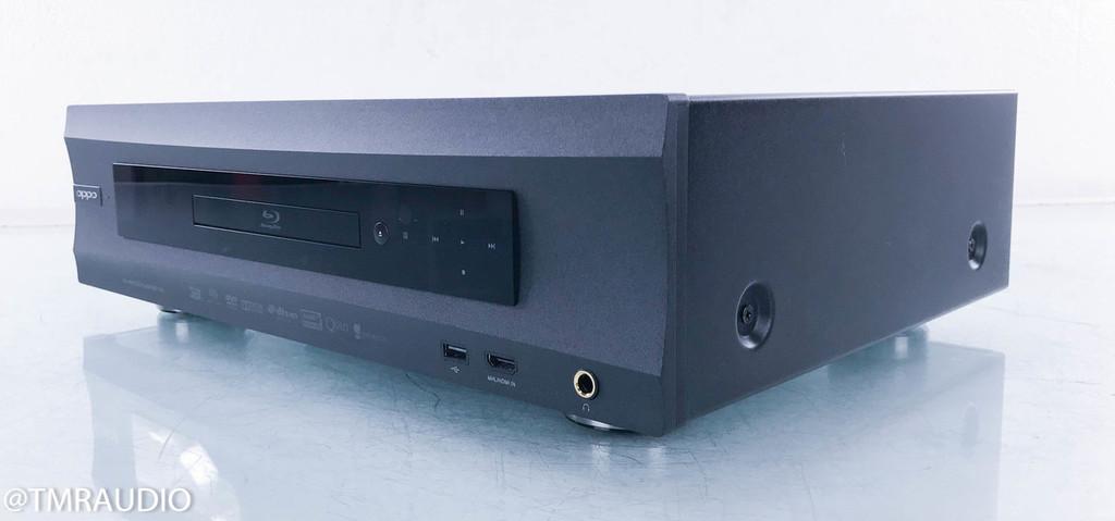 Oppo BDP-105 Universal Blu-Ray Player; BDP105; Remote