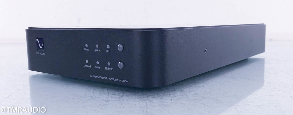 PS Audio NuWave DAC; D/A Converter (1/2)