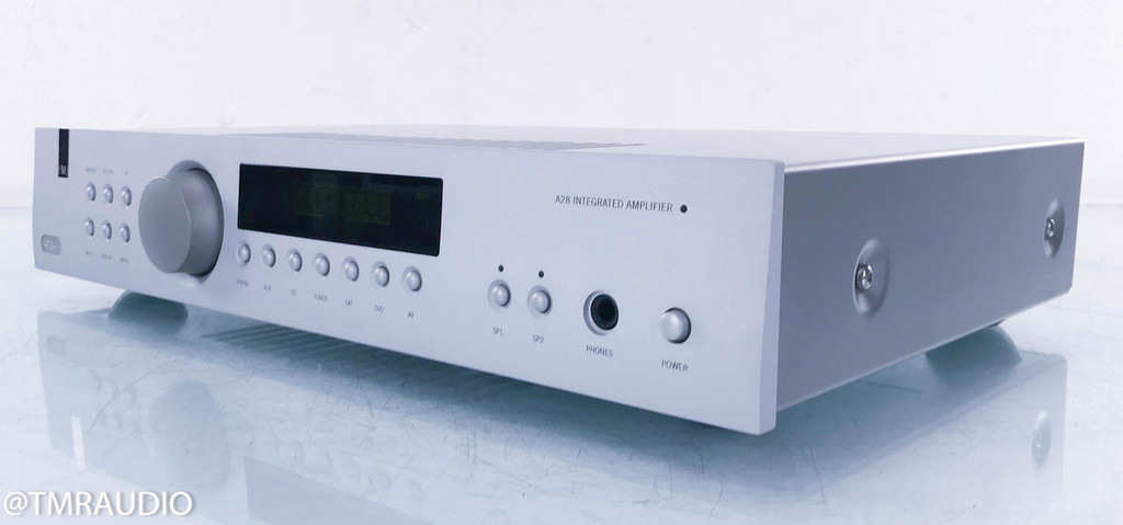 Arcam FMJ A28 Stereo Integrated Amplifier; A-28; Remote