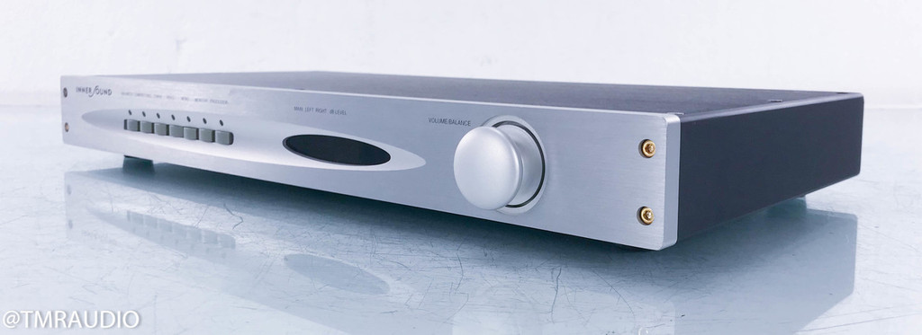 InnerSound Stereo Line Stage Preamplifier; Sanders (No Remote)