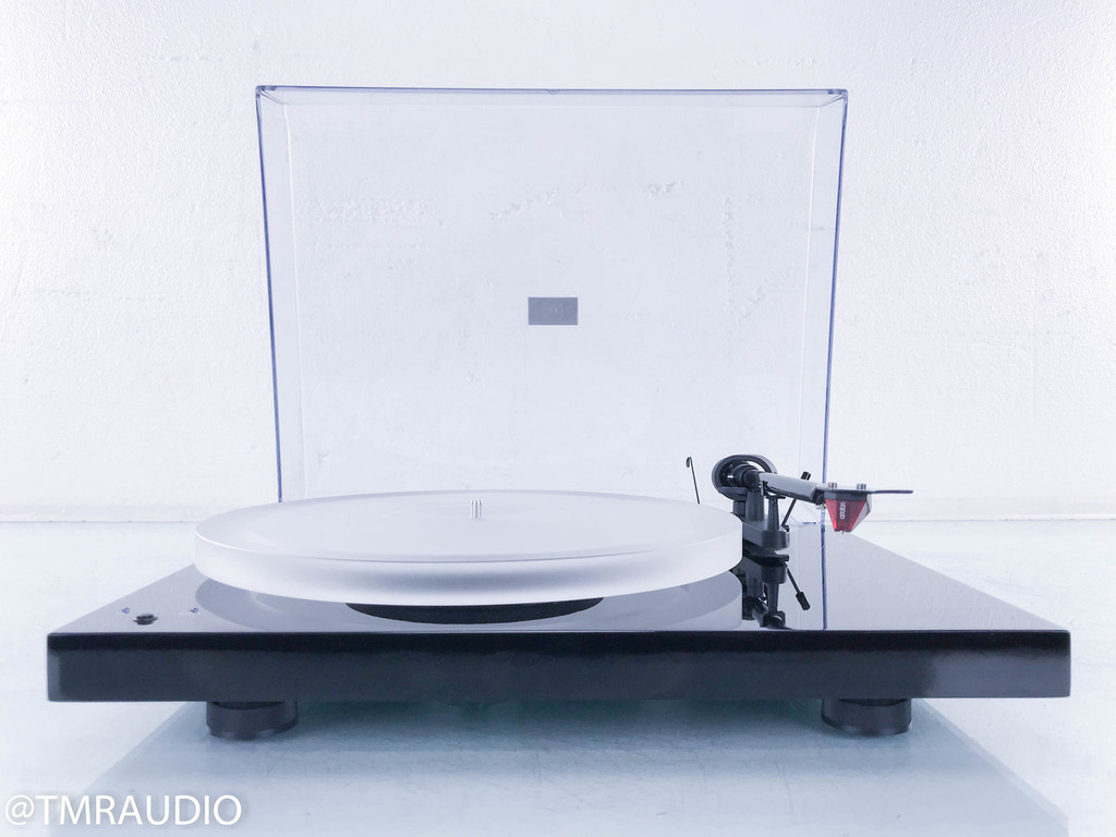 Pro-Ject Debut Carbon Esprit SB Turntable; Carbon Tonearm; Ortofon 2M Red