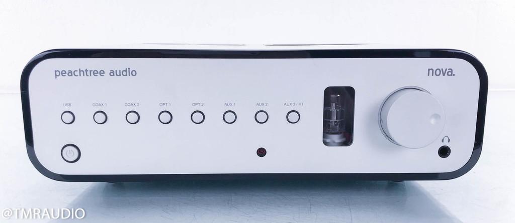 Peachtree Audio Nova Stereo Tube Hybrid Integrated Amplifier
