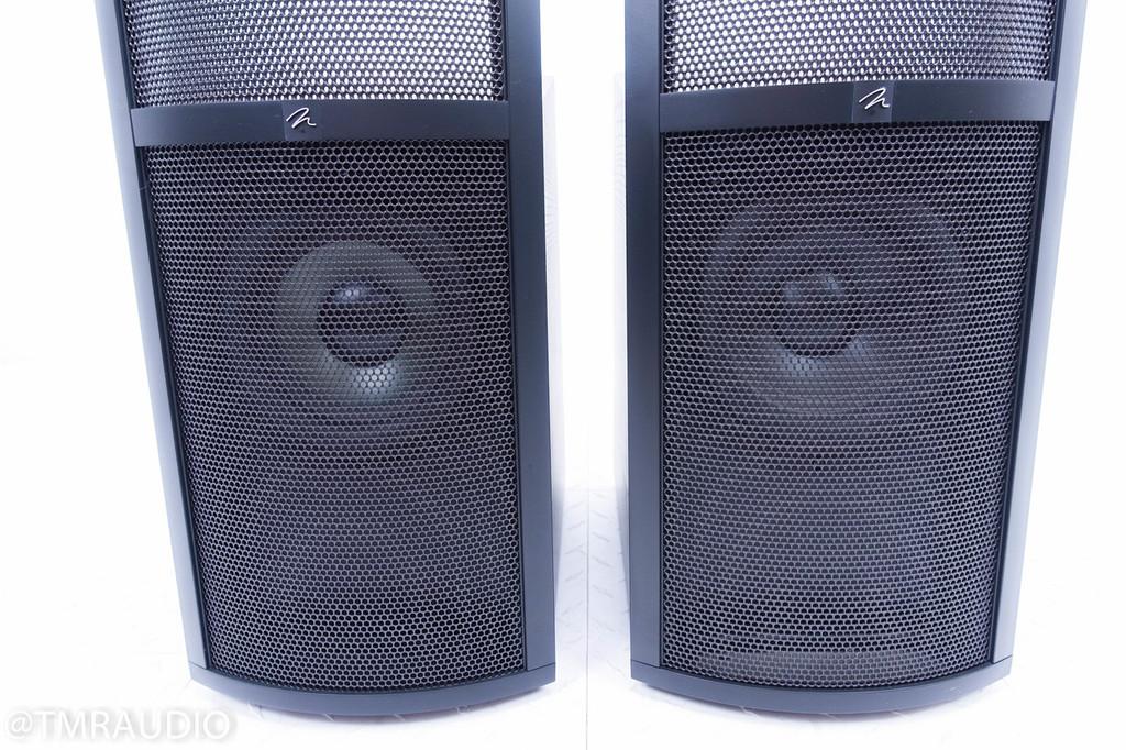 Martin Logan Vantage Electrostatic Floorstanding Speakers; Black Pair