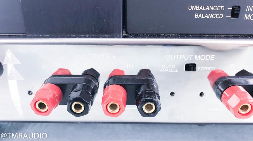 McIntosh MC352 Stereo Power Amplifier; MC-352