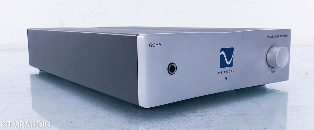 PS Audio GCHA Stereo Headphone Amplifier / USB DAC