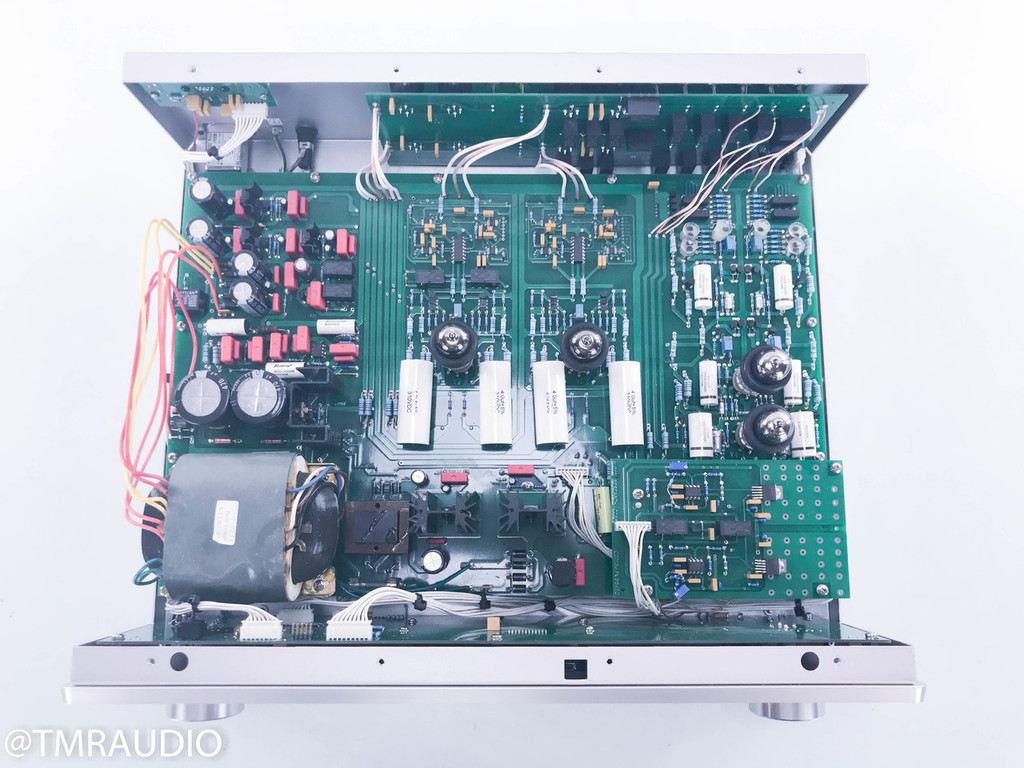 Audio Research SP20 Stereo Tube Preamplifier; SP-20; Remote