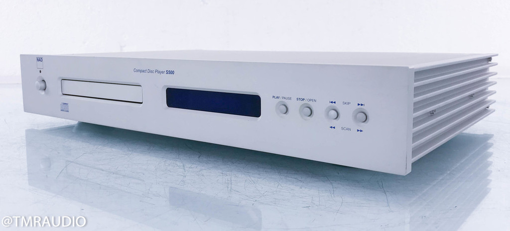 NAD S500 CD Player; S-500 (No Remote)
