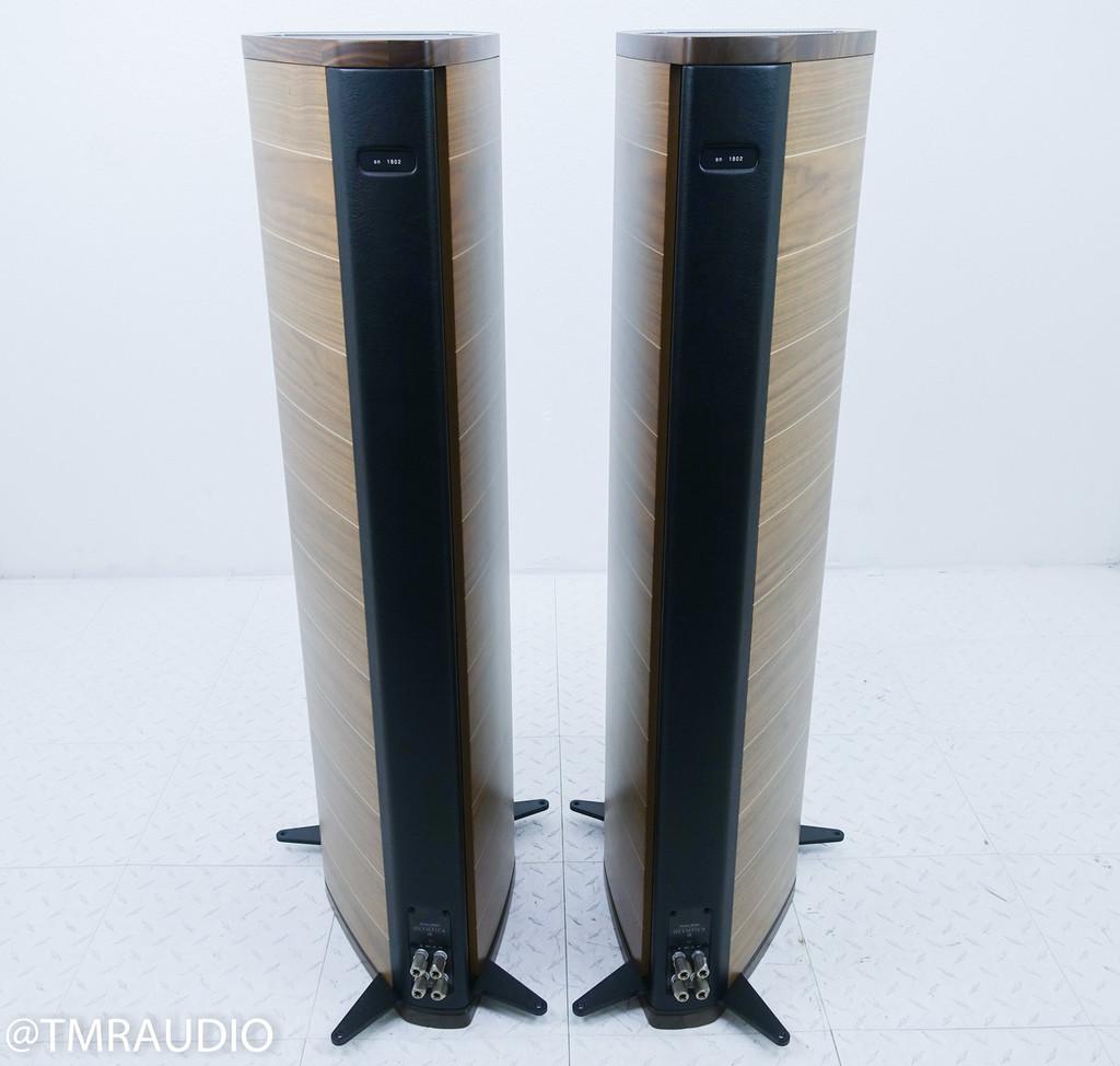 Sonus Faber Olympica III Floorstanding Speakers; Walnut Pair