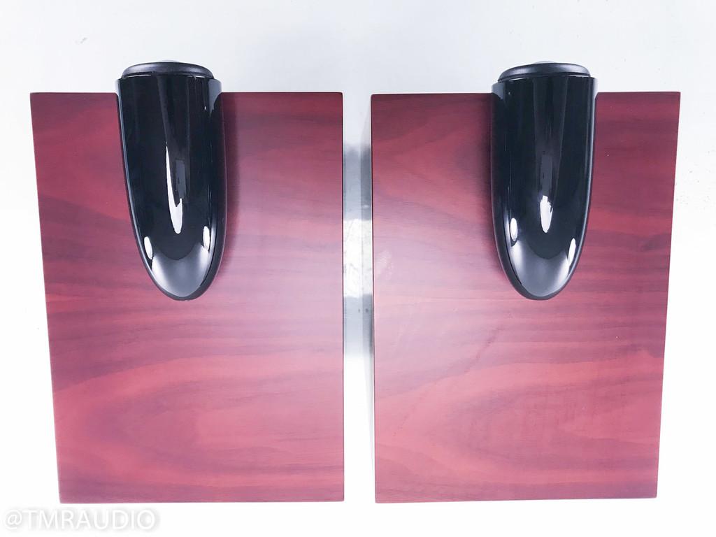 B&W CM6 S2 Bookshelf Speakers; Rosenut Pair; CM6S2