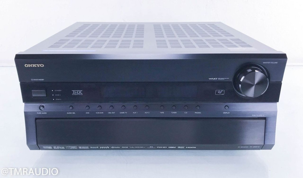 Onkyo TX-SR876 7.1 Channel Home Theater Receiver; AS-IS (No HDMI Out)