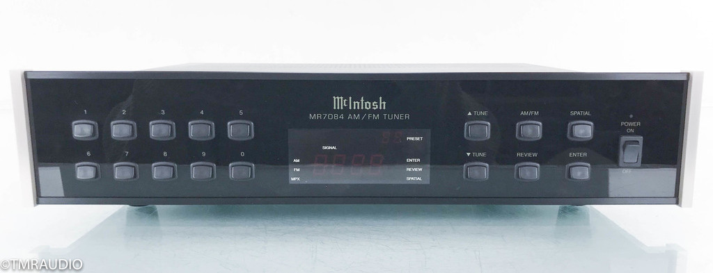 McIntosh MR7084 Digital AM / FM Tuner; MR-7084