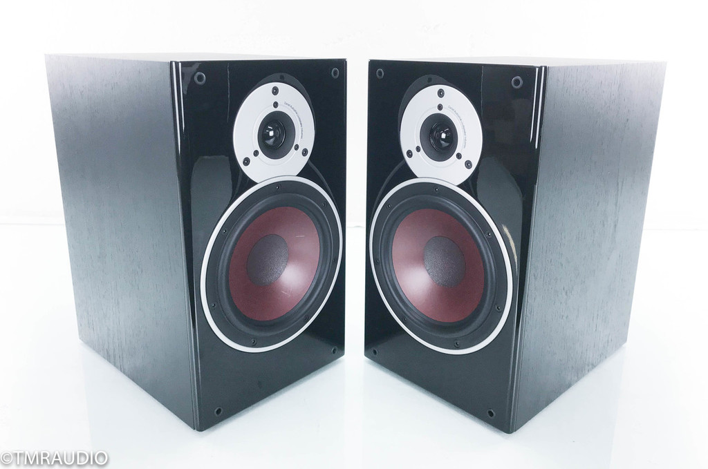 Dali Zensor 3 Bookshelf Speakers; Black Ash Pair
