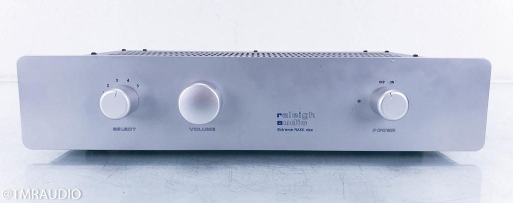 K&K Raleigh Audio Standard Extreme RAKK Tube DAC; D/A Converter