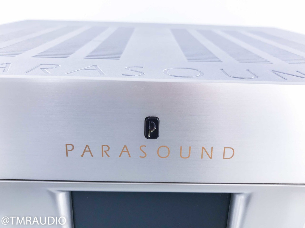 Parasound Halo C1 7.1 Home Theater Processor; C-1; AS-IS (Volume/Display Issue)