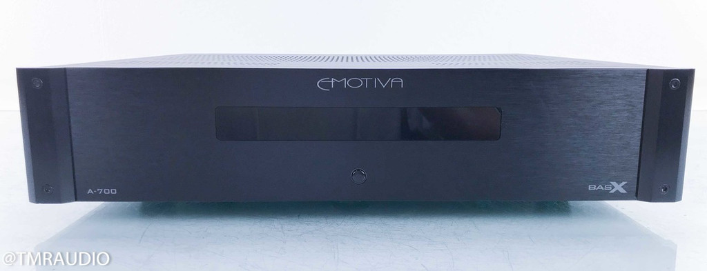 Emotiva A-700 BasX 7 Channel Power Amplifier; A700