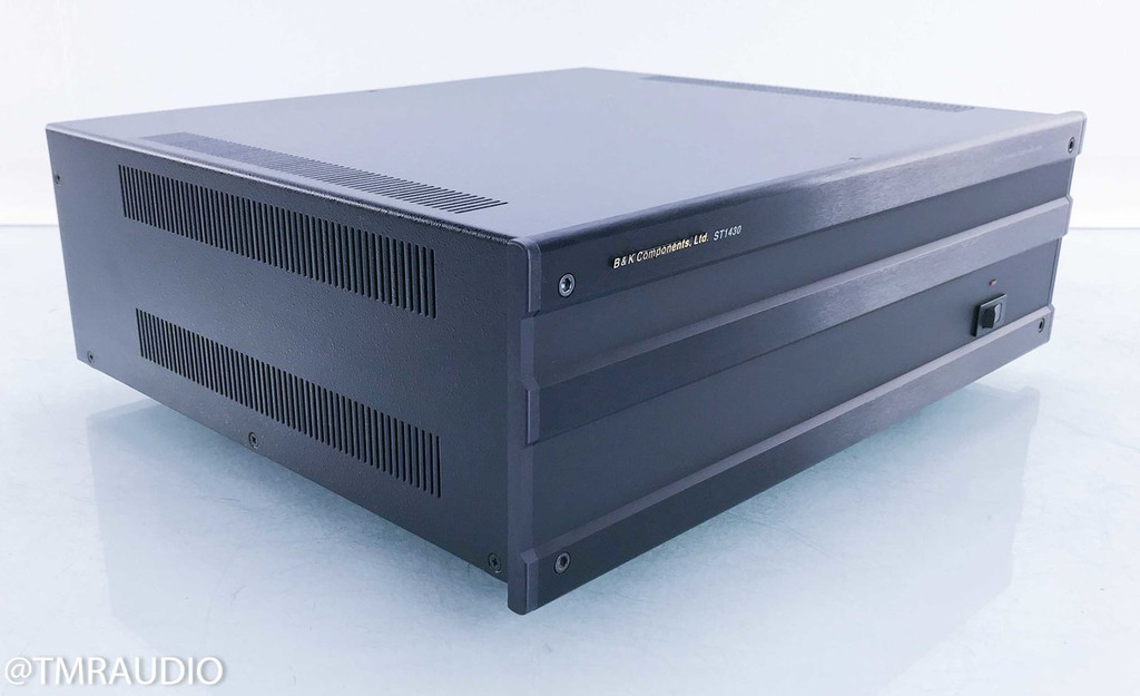 B&K ST1430 3 Channel Power Amplifier; ST-1430