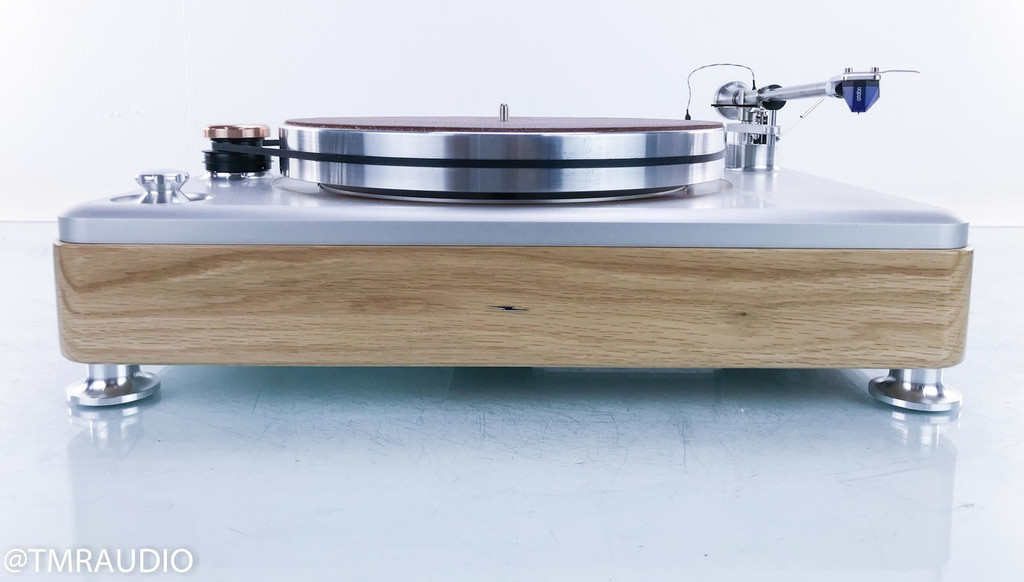Shinola Runwell Turntable; Ortofon MM Blue Cartridge; Rose Gold