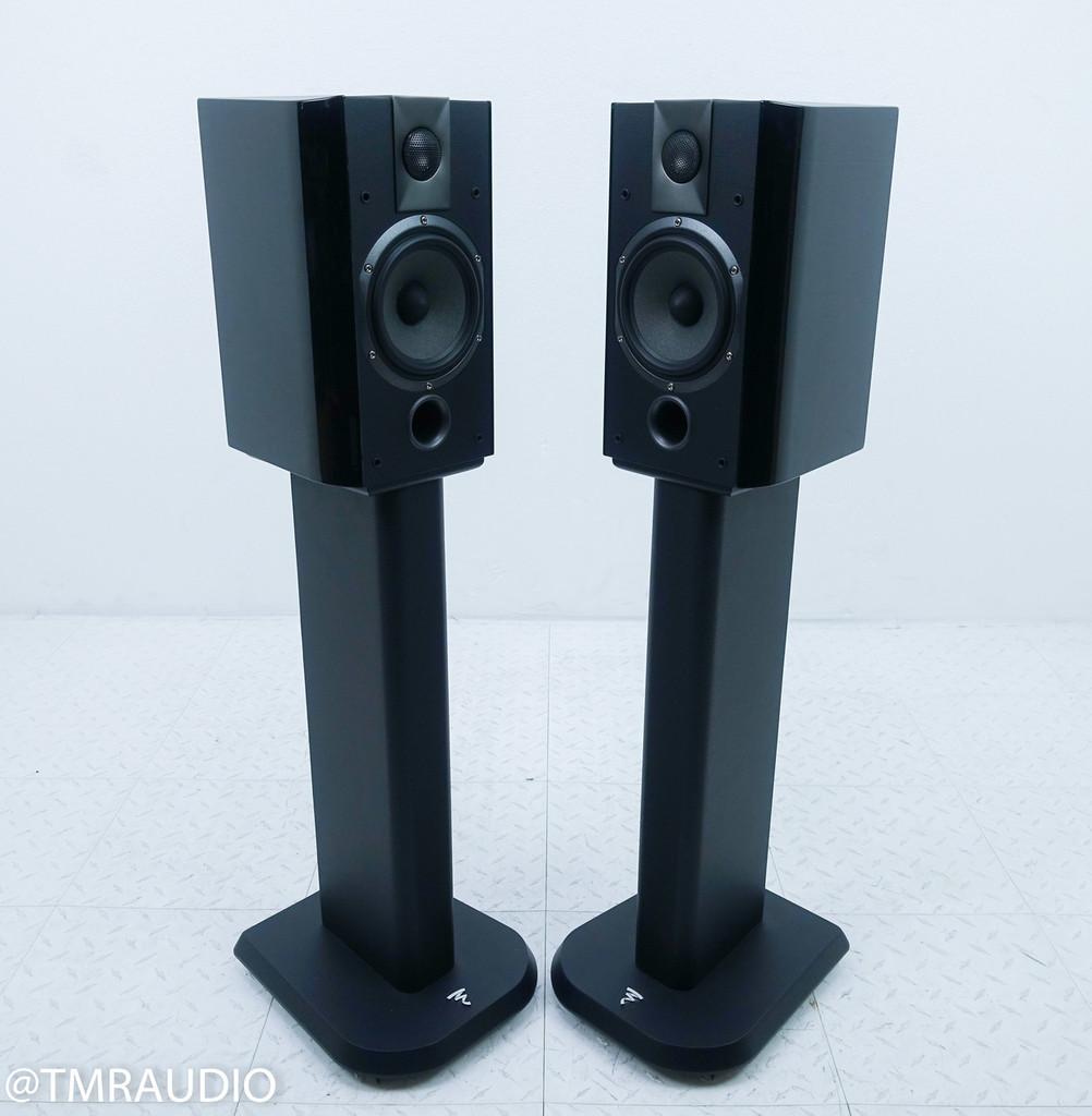 "Focal Chorus S700 24"" Speaker Stands; Black Pair; 705; 706"