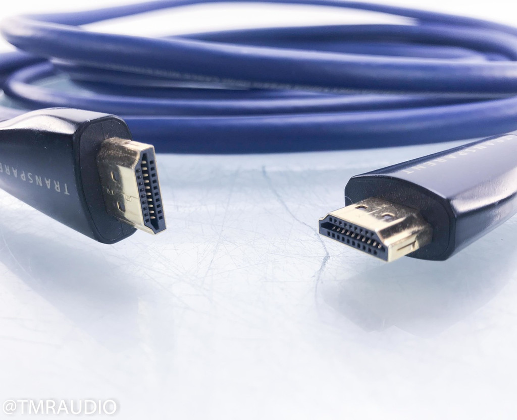 Transparent Audio High Performance HDMI Cable; 15ft Digital Interconnect